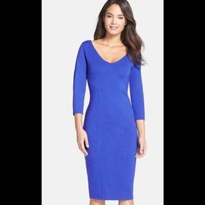 Royal Blue Felicity & Coco Sheath w/ Back Zipper,
